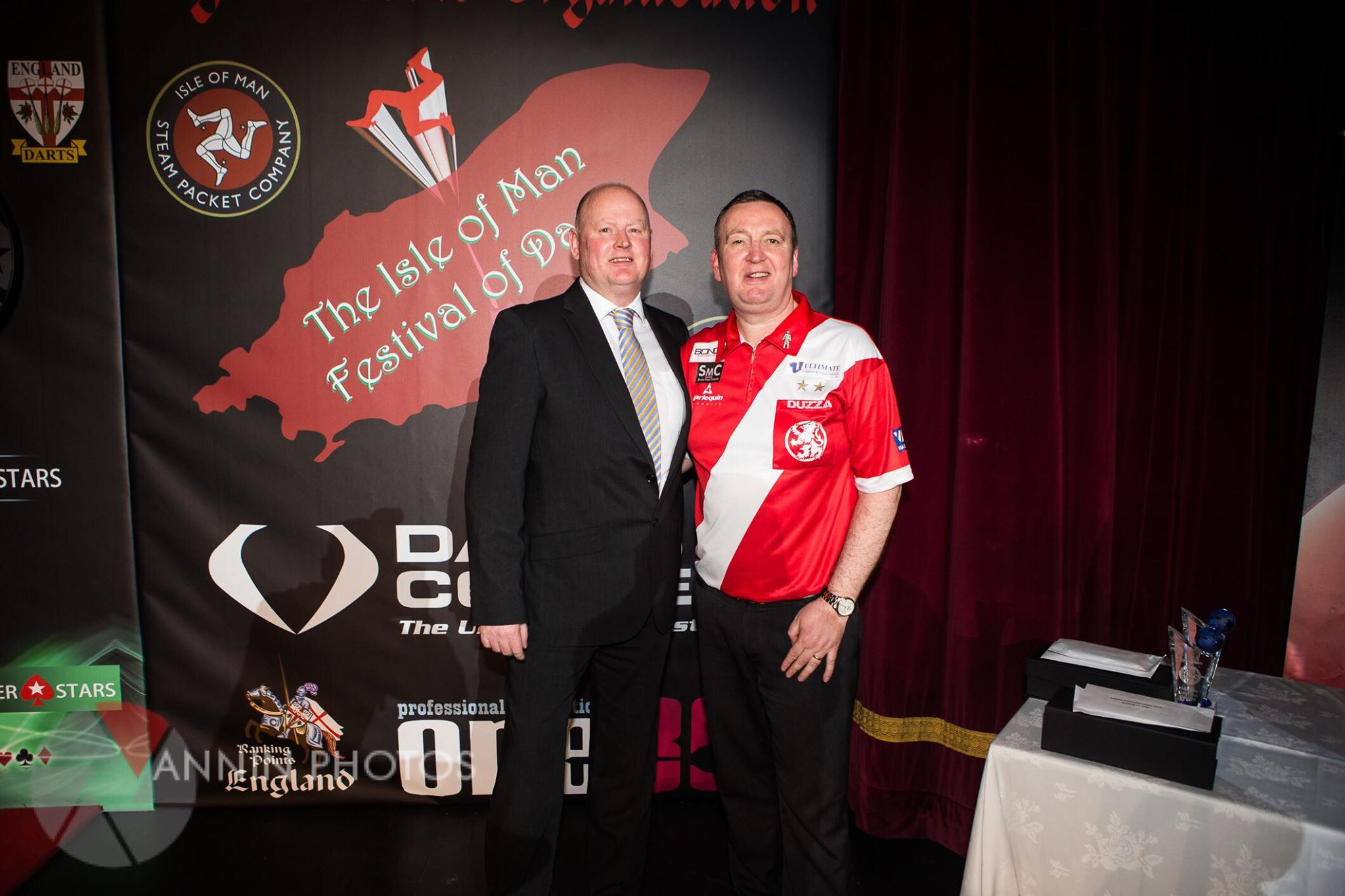 Isle of Man Darts 2018