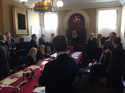 14th March 2017, 150th Anniversary of Direct Elections to the House of Keys - Pictures taken in the Old House of Keys, Onchan