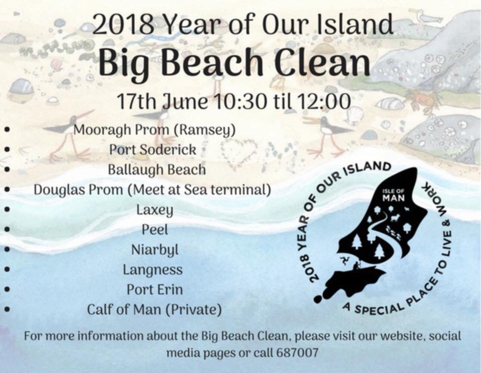 Big Beach Clean 2018 1