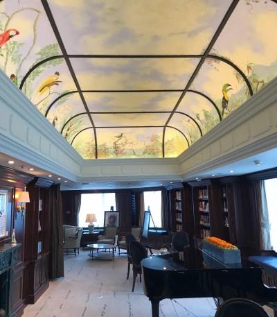 """Azamara Journey"" Cruise Ship visiting the Isle of Man in 2018"
