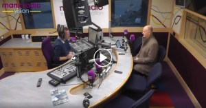 Rob Callister on Manx Radio