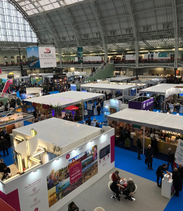Holiday and Travel Show 2019
