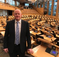 CPA visit to Scottish Parliament 2019