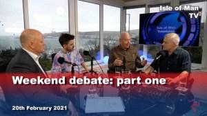 IMTV weekend debate
